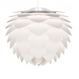 Suspension Lumineuse Silvia Blanc - Vita