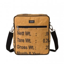 Besace Recyclée Tea Sack Messenger