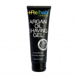 Gel de Rasage Peaux Sensibles - Rehab London