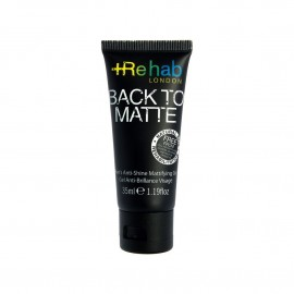BACK TO MATTE Gel Visage Anti-Brillance - Rehab London