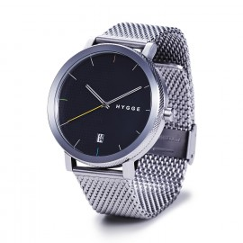 Montre Hygge 2203 Maille Silver