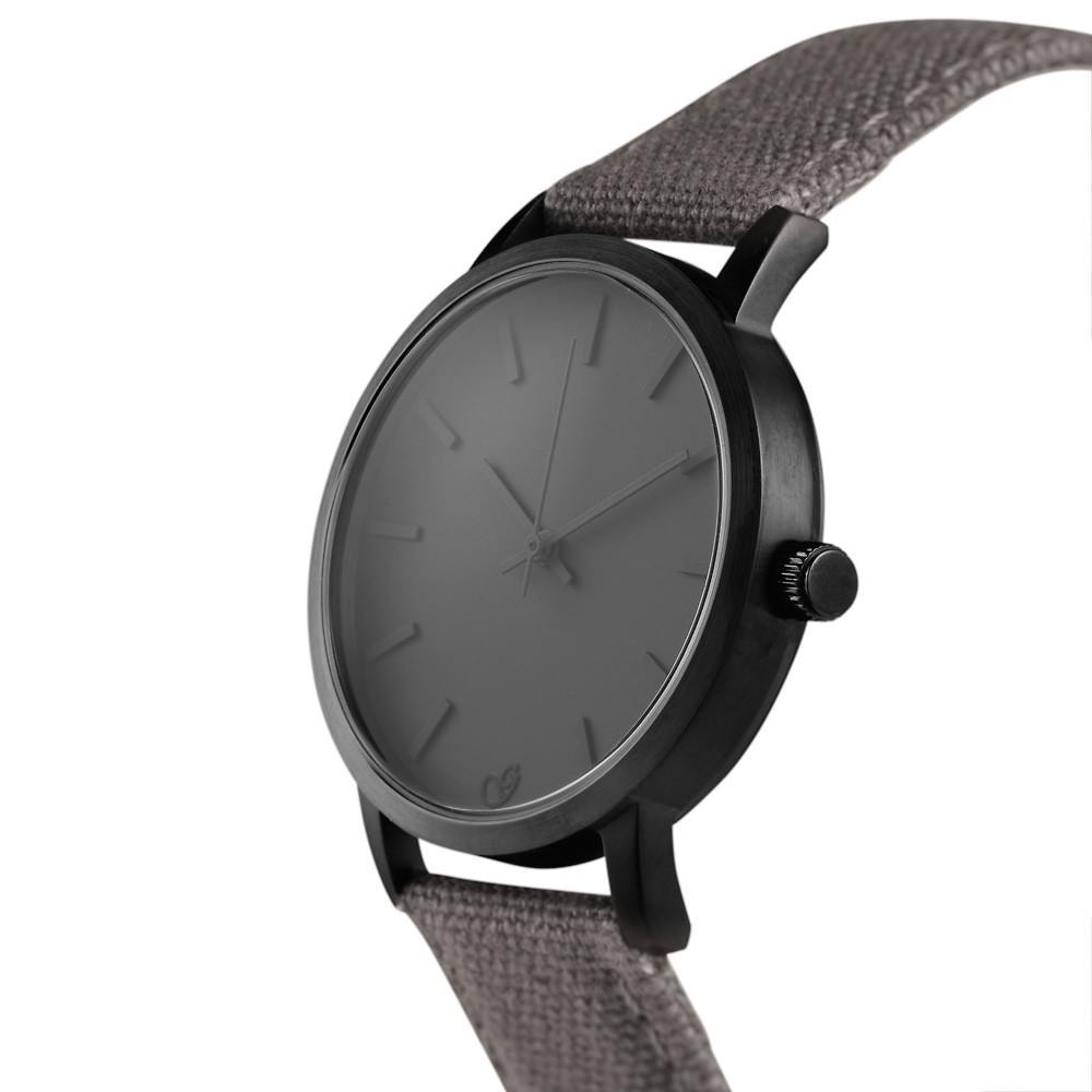 Gut bekannt Montre Homme Design Ronde | Elliot O Noire | Gaxs Watches KL55