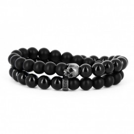 Bracelet Trindade Wrap - Black Edition