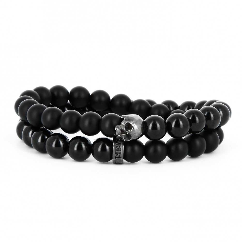 Bracelet Trindade Wrap , Black Edition