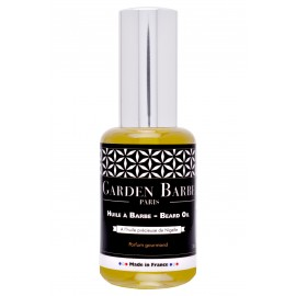 Huile à Barbe Parfum Gourmand - Garden Barbe