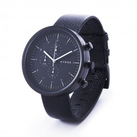 Montre Design Hygge Horizon Black