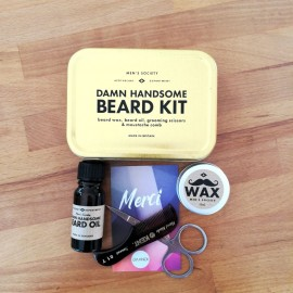 Kit Barbe Daandi Beard Grooming Kit
