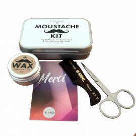 Kit Moustache Daandi Grooming Kit