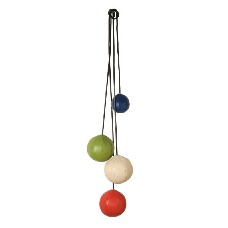 Porte-Manteaux Clothes Rack Vert Bleu Blanc Orange - Eno Studio